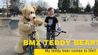 My Bmx Teddy Bear!