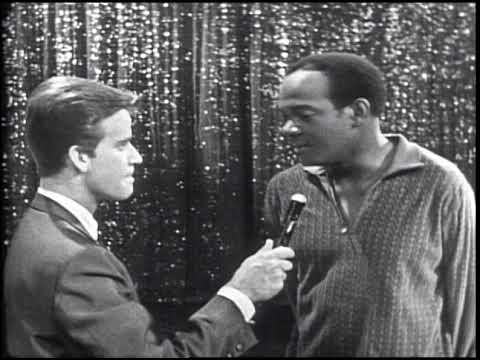 American Bandstand 1965- Interview Dobie Gray