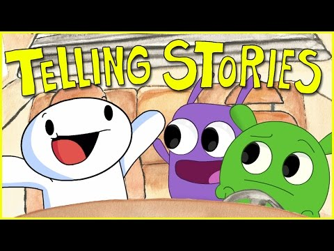 Telling Stories (w/ TheOdd1sOut) | Root & Digby