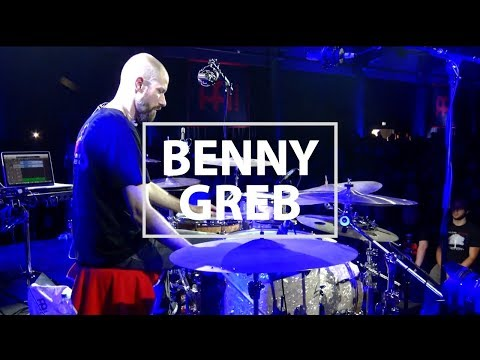 Benny Greb Drum Solo With Music by Alastair Taylor