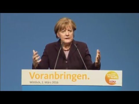 Merkel defends Europe approach in migrant crisis 03 march 2016