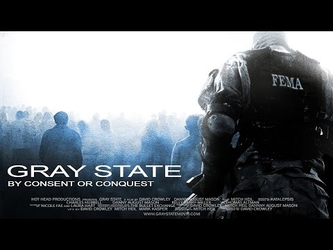 GRAY STATE RISING - Exposing The Illuminati's Cunningly Crafted Conquest Of Humanity