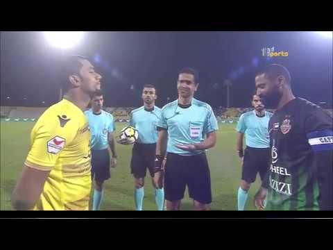 Abu Dhabi Sports - Commentary by Pedro Correia - AG League - Al Wasl 3 x 0 Shabab Al Ahli Dubai