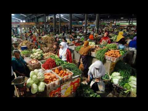INDONESIAN TRADITIONAL MARKETS