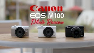 Canon EOS M100 । Sample Photo Review