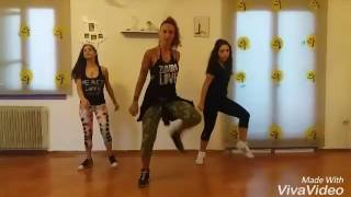 Sean Paul - Crick Neck ft. Chi Ching Ching ZUMBA WITH JOANNA PERIKLEOUS