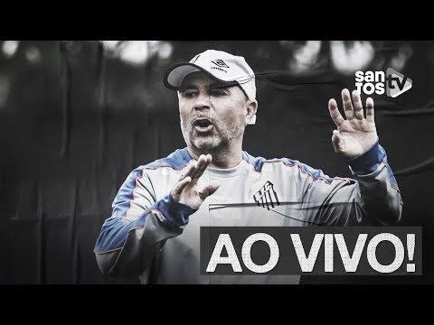 JORGE SAMPAOLI | PÓS-JOGO AO VIVO (25/08/19)