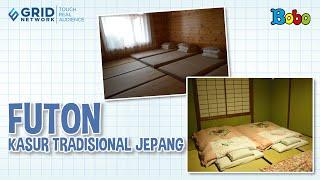 Alasan Mengapa Orang Jepang Memilih Tidur di Futon daripada Kasur Empuk