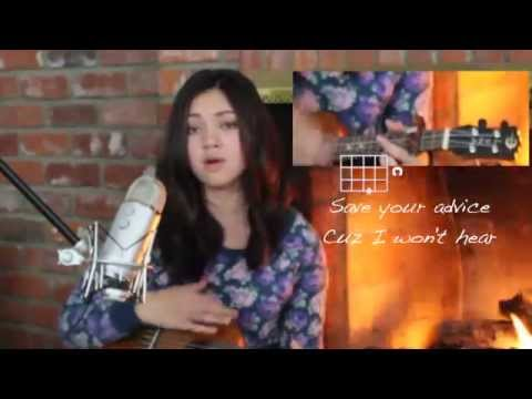 The Heart Wants What It Wants Ukulele Cover And Tutorial