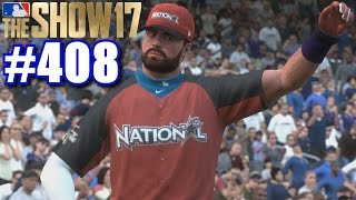 I GOT CHEATED OUT OF A HOME RUN! | MLB The Show 17 | Road to the Show #408