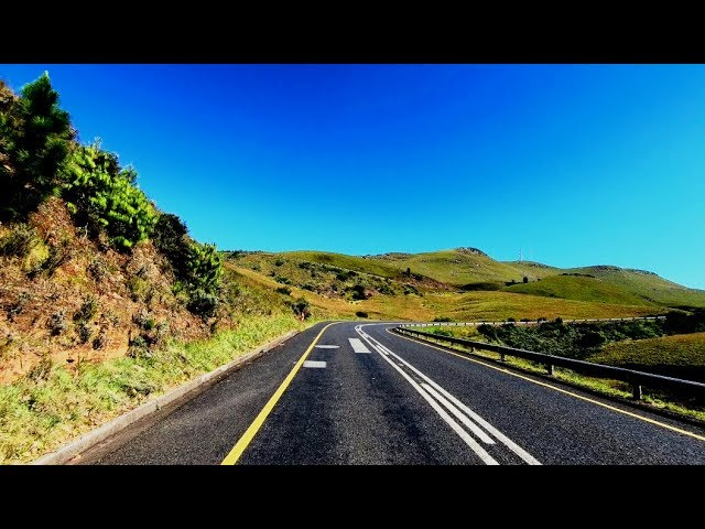Long Tom Pass (R37) Part 1 - Mountain Passes of South Africa