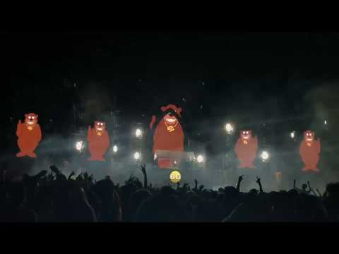 Bear Grillz at Road To Full Moon Party Live in Yangon