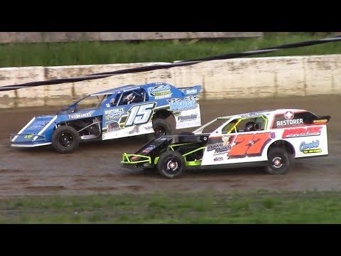 Econo Mod Heat Two | Eriez Speedway | 6-2-19