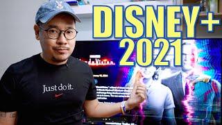 ปี 2021 Disney+ น่าใช้หรือน่าเบื่อ ?