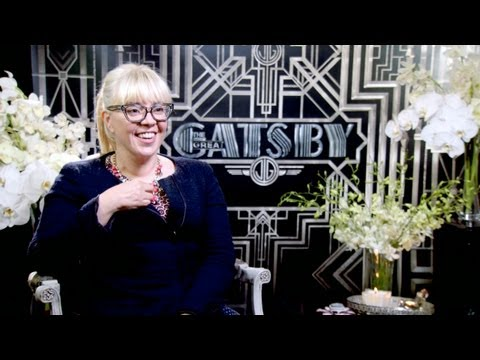 UNCUT interview with Catherine Martin, Costume and Production Set Designer of The Great Gatsby