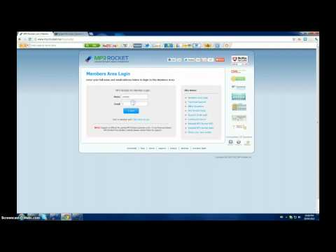 How To Get MP3 Rocket PRO FOR FREE!!!
