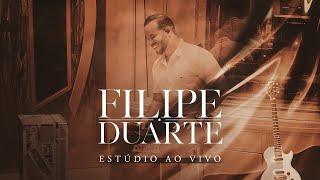 FILIPE DUARTE - ESTÚDIO AO VIVO ( SHOW COMPLETO )