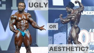 Is William Bonac's Physique Ugly??