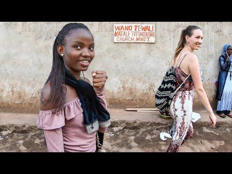 Uganda - początek podróży [4K]
