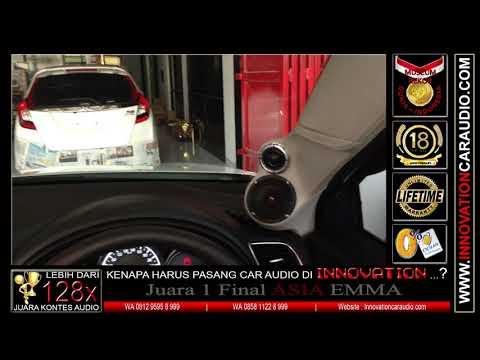 Paket audio mobil CX 5 | Innovation car audio Jakarta