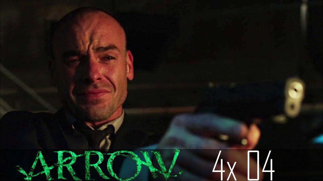 Arrow 4x04 Captain Lance And Sara Youtube