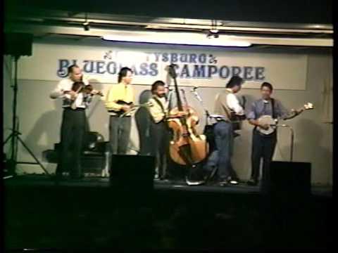 Gettysburg bluegrass Festival 1990s part1
