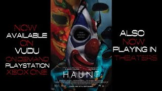 Haunt 2019 Horror Cml Theater Movie Review