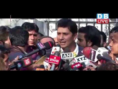 चुनाव आयोग के फैसले से बौखलाई AAP,EC-PM के बीच क्या हुई डील #DBLIVE
