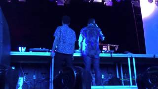 B2B Jamie Jones & Seth Troxler @ IMS Ibiza 2014: Dalt Vila (Day 2) - 23-05-2014