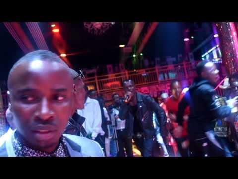 Ti Gonzi Zim's best freestyler vs Ishy X freestyle battle at ZimHipHop Awards 2015