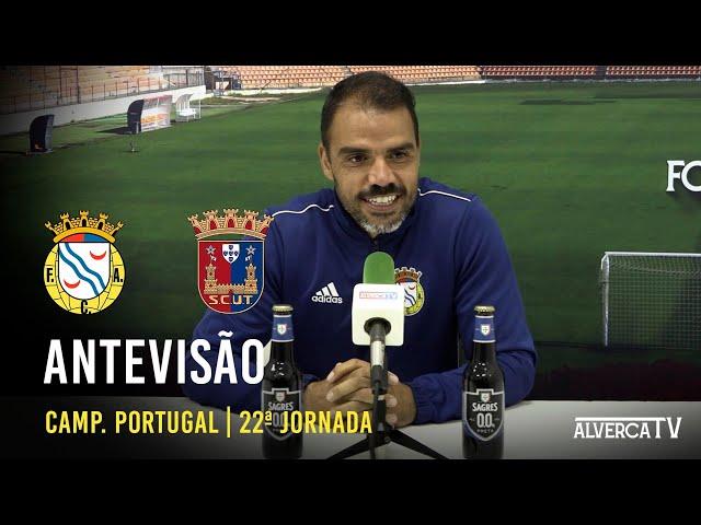 FC Alverca - SCU Torreense | Antevisão