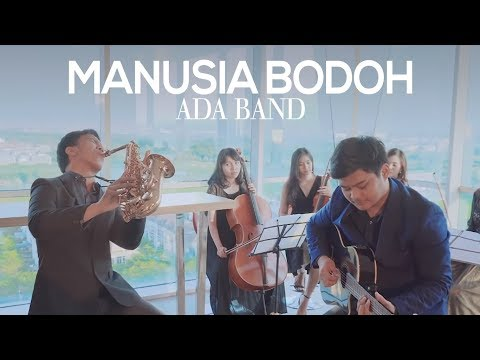 Manusia Bodoh - Ada Band (Saxophone Cover By Desmond Amos)