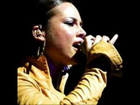 Alicia Keys ~ If I was your woman (unplugged version)
