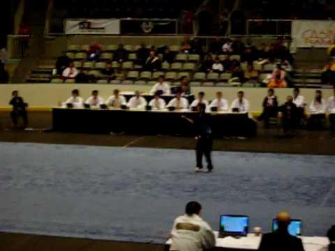 10th World Wushu Championships USA Sarah Chang Jian