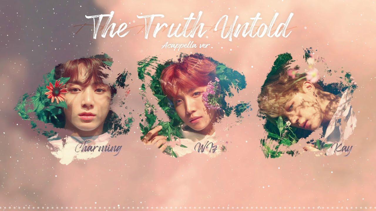 [화양연화] 방탄소년단(BTS) - 전하지 못한 진심 (The Truth Untold) COVER [Acapella ver.]