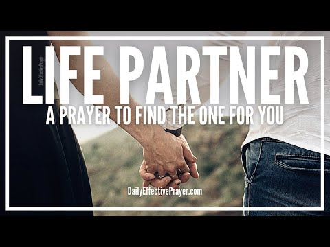 Prayer For Life Partner - God Has Someone For You