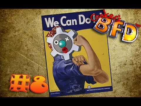 Conker 's BFD #8 -Féminisme, au rapport :