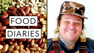 Everything Chef Matty Matheson Eats in a Day | Food Diaries: Bite Size | Harper's BAZAAR
