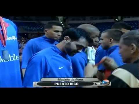 Republica Dominicana  Oro en Centro Basket masculino 2012