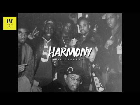 "(free) 90s Old School Boom Bap type beat x Underground Freestyle Hip Hop instrumental | ""Harmony"""