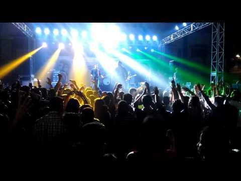 Pakistani band Reath live concert in jaipuria collage kolkata