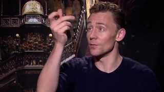 Tom Hiddleston: CRIMSON PEAK