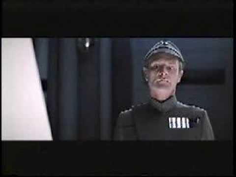 Darth Vader Being a Jackass