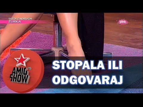 Stopala ili Odgovaraj - Ami G Show S10 - E36
