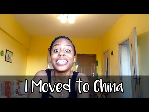 Kaila has moved to China! - RestlessFeet.co