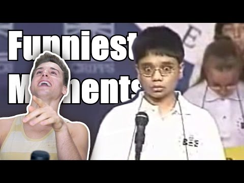 Thumbnail: Funniest Spelling Bee Moments Caught On Camera