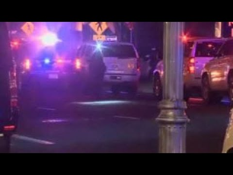 Reno shooting suspect in custody, possibly shot by police