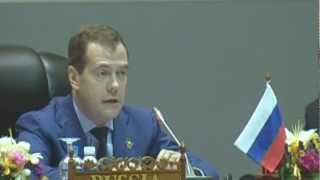 IRAN CAN develop ATOMIC ENERGY under SUPERVISION -Dmitry Medvedev | Iran