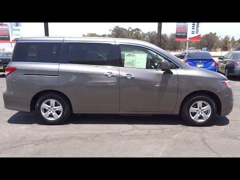 2015 Nissan Quest San Bernardino, Fontana, Riverside, Palm Springs, Inland Empire, CA P8705R
