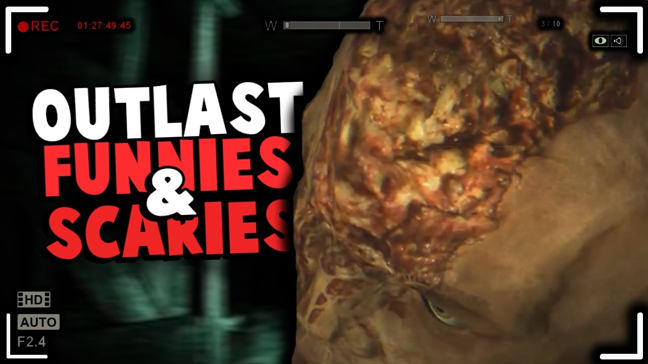 how to make outlast funny